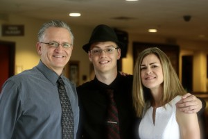 Russ Pond Family