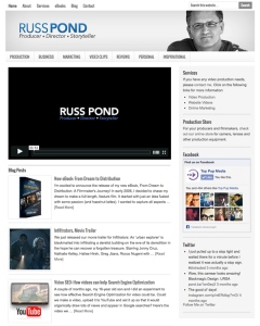 RussPond.com Old Site