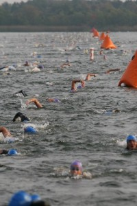 Half Ironman Swim