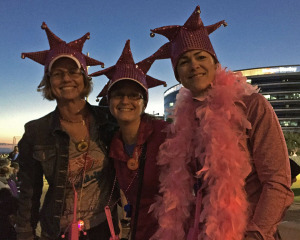 Arizona Ironman Cheerleaders